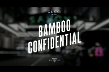 Gucci Bamboo Confidential