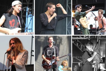 ACL 2013 Savages, Smith Westerns, Wild Belle, Local Natives, Vampire Weekend, Pitrity Ring