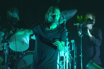 Atoms For Peace Live at ACL Festival Special Show