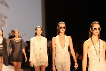 Beaufille Spring Summer 2014 at Toronto Fashion Week