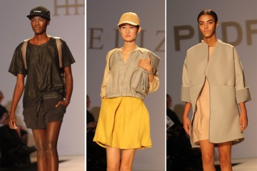 Mercedes-Benz StartUp Spring Summer 2014 Toronto Fashion Week