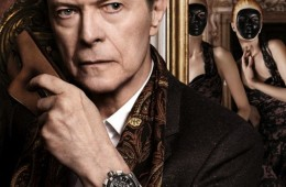 Arizona Muse & David Bowie for Louis Vuitton
