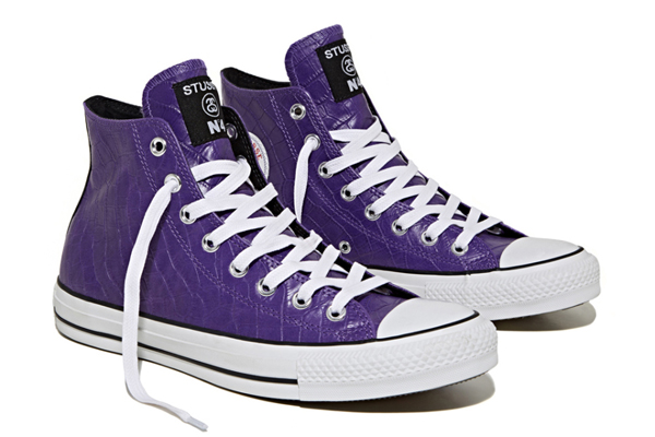 Stussy for Converse Fall/Winter 2013 Chuck Taylor All Star ...