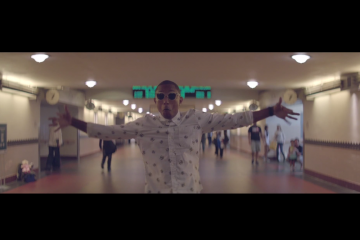 Pharrell Happy The Worlds First 24-Hour Music Video