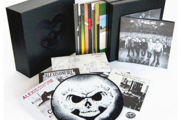 Alexisonfire Limited Edition Vinyl Box Set