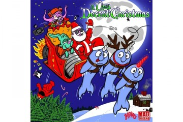 Mad Decent A Very Decent Christmas Compilation