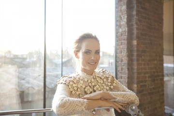 Amber Valletta H&M Conscious Collection Spring 2014