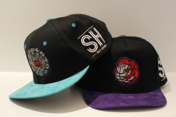 Toronto:Vancouver Native Hat Collabo - Sideways