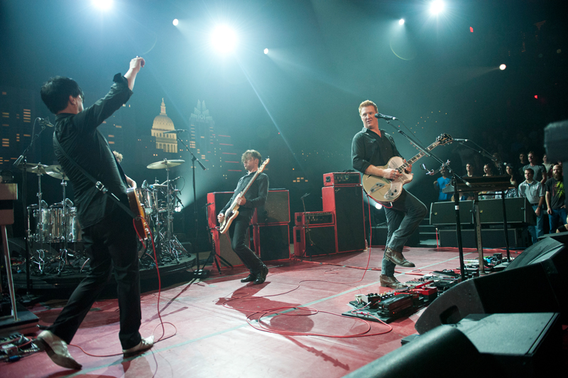 Queens of the Stone Age full concert at ACL Live at The ...