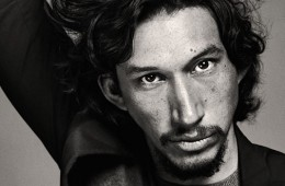 Adam Driver for Stylist UK February 2014