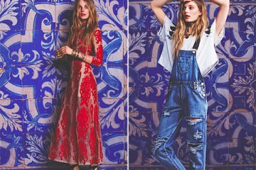 Free People January Lookbook