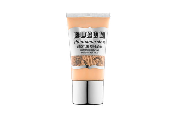 Buxom - Show Some Skin Weightless Foundation
