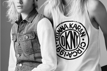 DKNY for Opening Ceremony Spring-Summer 2014
