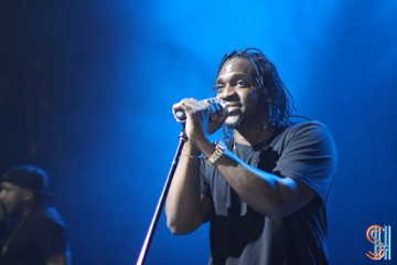 Pusha T Danforth Music Hall Toronto Feb 2014