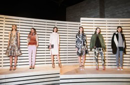 New York Fashion Week J.Crew Fall 2014