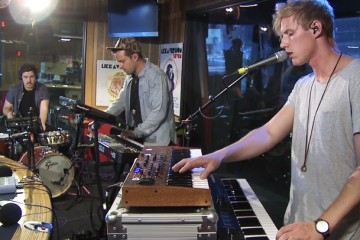 RUFUS cover Foals and Booka Shade on Triple J