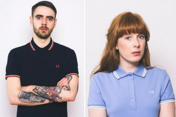 Fred Perry Toronto Portrait Series