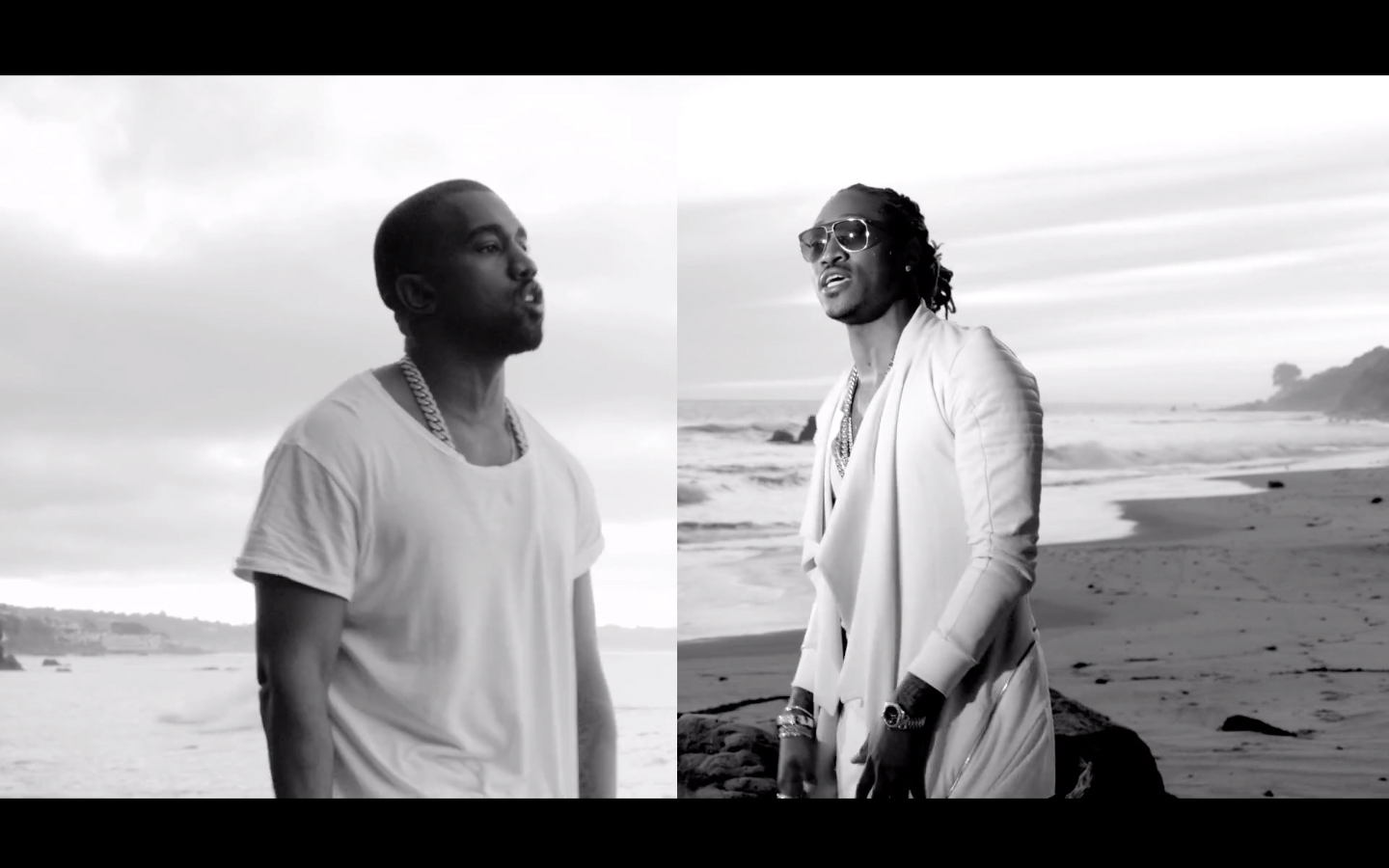 "Future ""I Won"" ft. Kanye West Video 