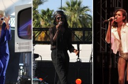 Coachella 2014 Classixx, Blood Orange, YACHT, Aluna George