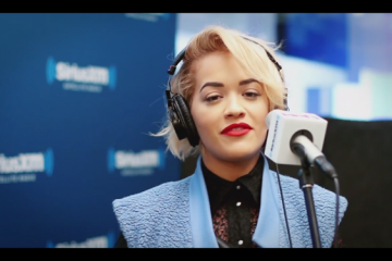 Rita Ora I Will Never Let You Down Acoustic Video