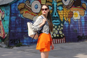 What I Wore Summer Brights-4