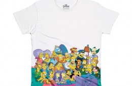 The Simpsons x Colette x ELEVENPARIS Capsule Collection