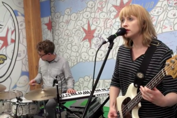 Wye Oak cover Kate Bush for A.V. Club