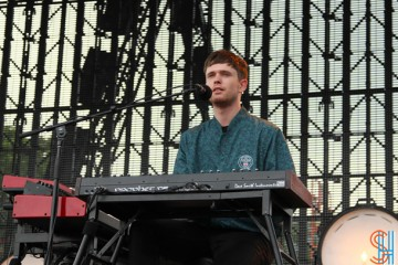 James Blake at Governors Ball 2014