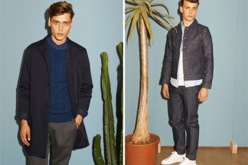A.P.C. Spring Summer 2015