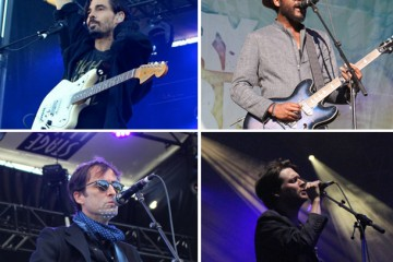 TURF Festival 2014 Local Natives Beirut Gary Clark Jr Andrew Bird