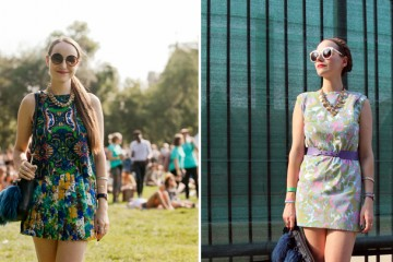 What I Wore to Pitchfork Music Festival 2014