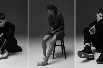McQ by Alexander McQueen x PUMA Fall Winter 2014 Lookbook