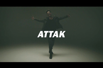Rustie Danny Brown Attak Music Video