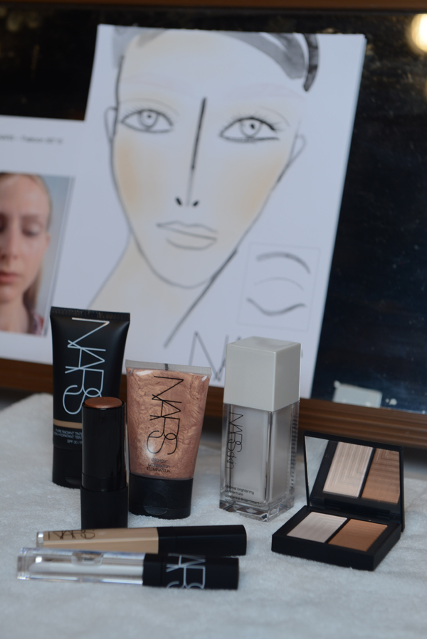 New York Fashion Week Beauty NARS for Thakoon SS 2015-3