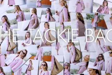 Kate Moss for Gucci's The Jackie Bag