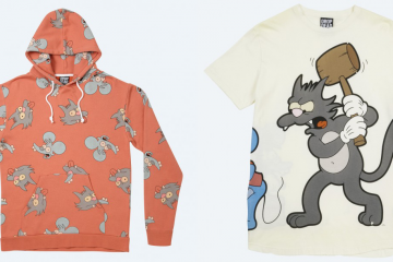 Drop Dead presents The Itchy & Scratchy Show Collection