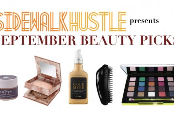 beauty picks september