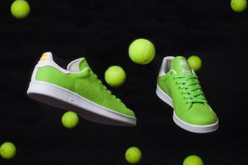 Pharrell x adidas Originals Stan Smith Tennis - Green