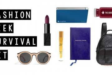 Fashion Week Survival Grid Header