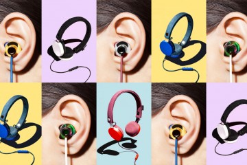 Marc by Marc Jacobs x Urbanears Headphones Collection