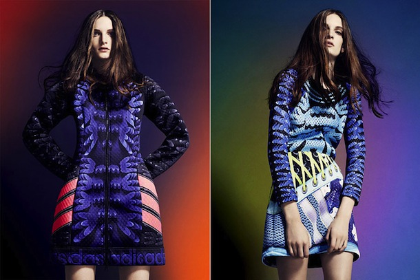 adidas Originals by Mary Katrantzou Autumn Winter 2014-4