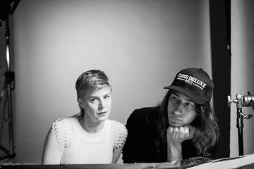 Robyn and Kindness (photo by Emile Rafael)