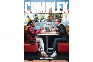 Wale Jerry Seinfeld Cover Complex Magazine