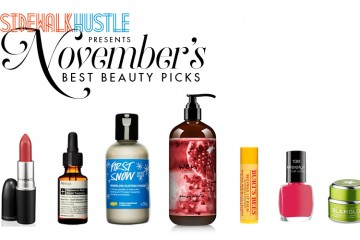 November Beauty Picks 2014