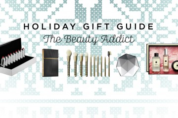 Beauty Addict Gift Guide 2014 Feature