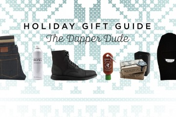 Dapper Dude Gift Guide 2014 Featured