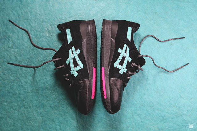Solefly x Asics Gel Lyte III Night Haven,