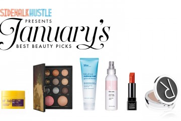 January Best Beauty 2015