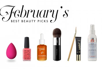 February's Beauty Picks 2015