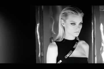 Jessica Stam for Mugler